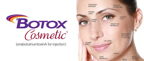 Advertisement for Botox