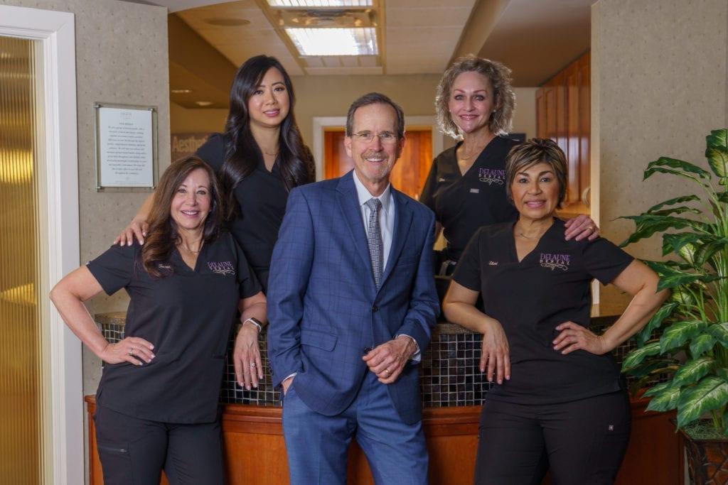 The Delaune Dental Team